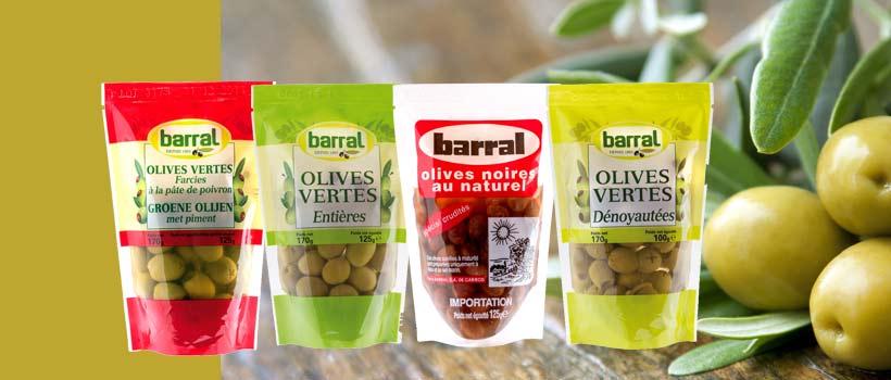 BARRAL Oliven
