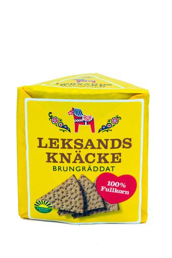 LEKSAND Gul Knækbrød
